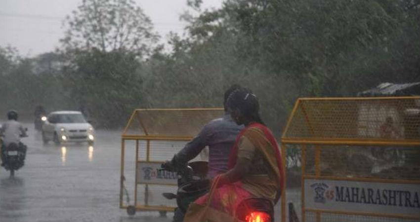 Maharashtra weather on election day