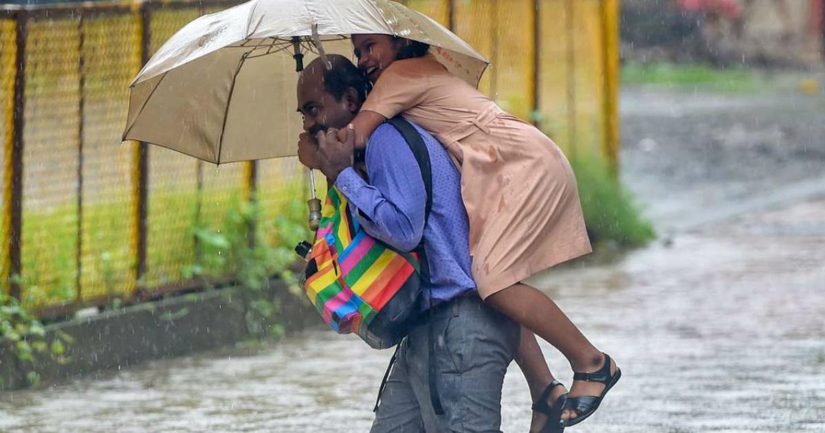 Mumbai rains today