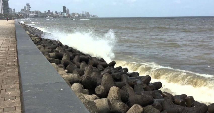 Mumbai seas