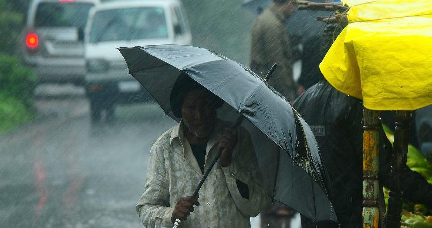 Pune and Nashik rains