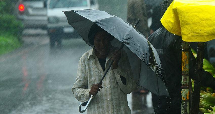 Pune rains