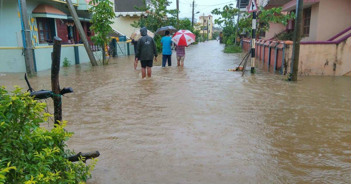 Rain in Karnataka
