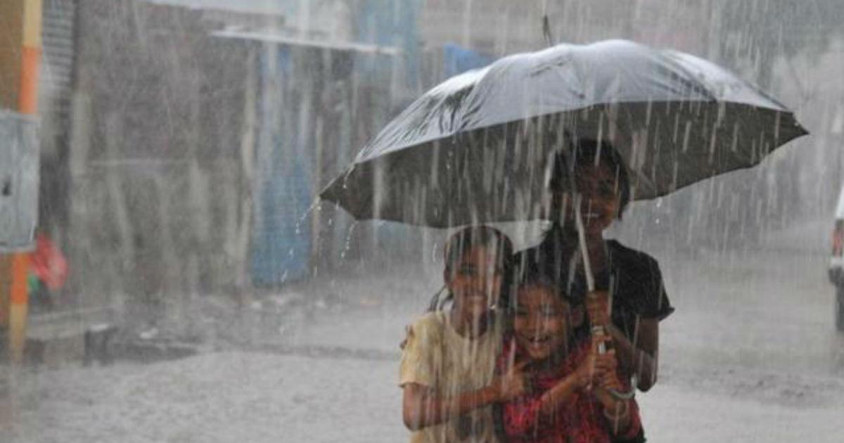 Rain in Madhya Pradesh