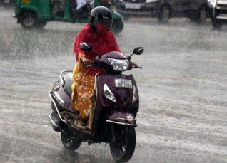 Rain in Maharahtra