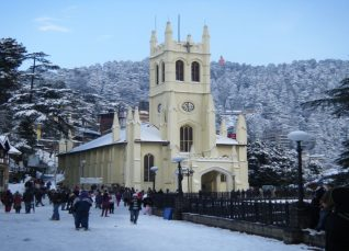 Shimla Winter
