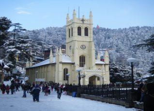 Shimla Winter