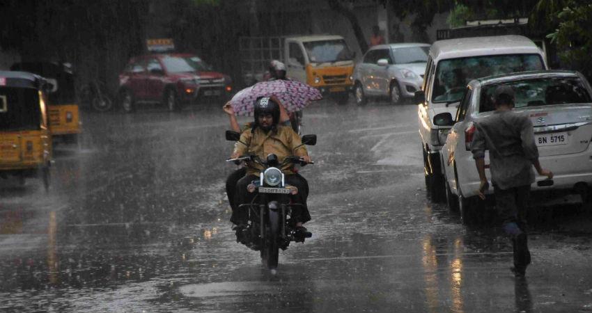 Telangana rains