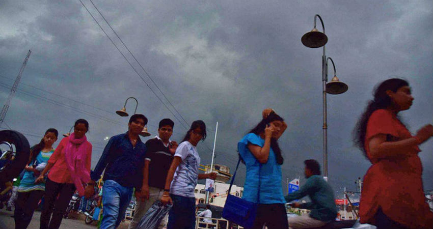 Weather of Bihar and Jharkhand