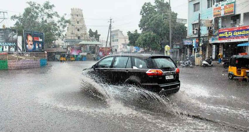 Andhra Pradesh Rain