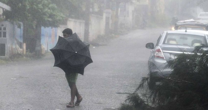 Northeast Monsoon in India