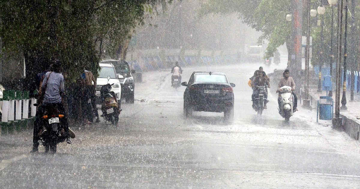 Rain in Madhya Pradesh and Chhattisgarh