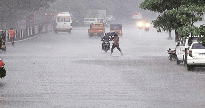 Rain in Odisha and Chhattisgarh