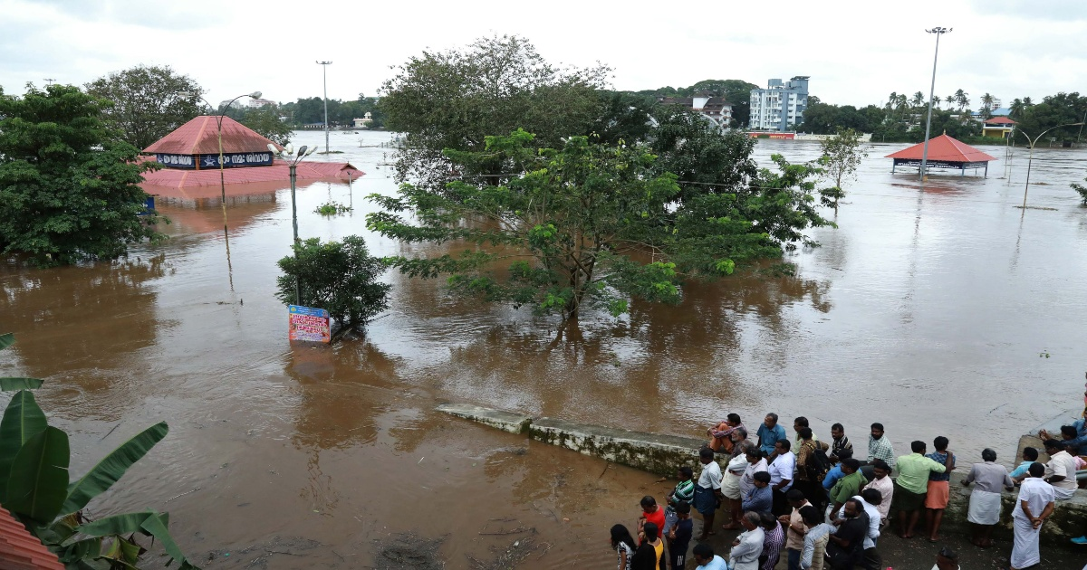kerala image rain today