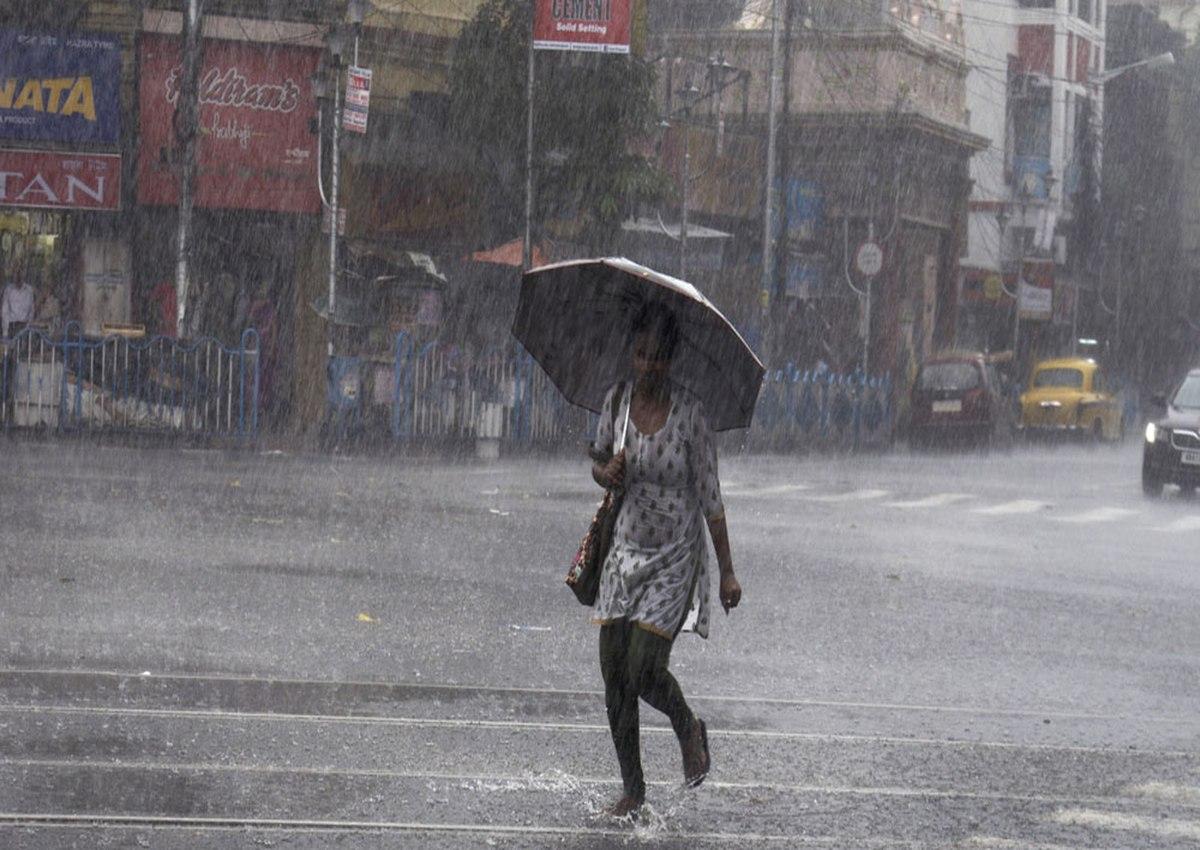 kolkata rains today