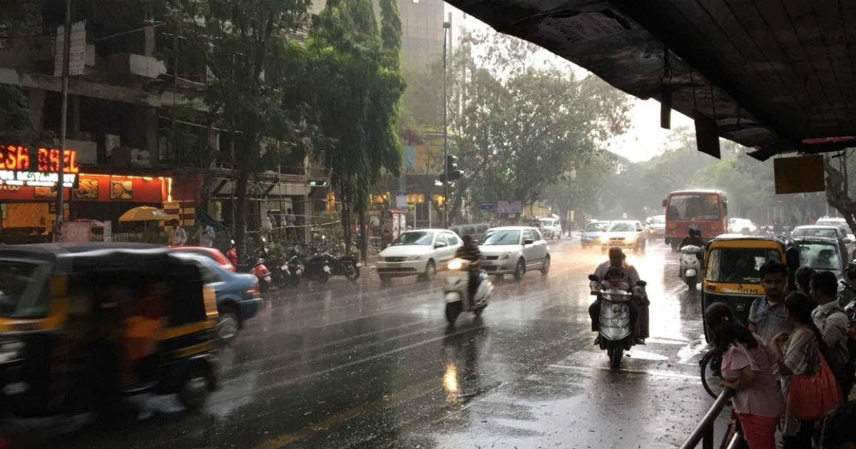 rain in Pune