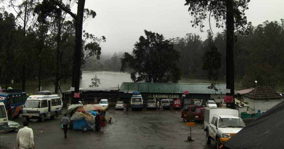 weather in ooty