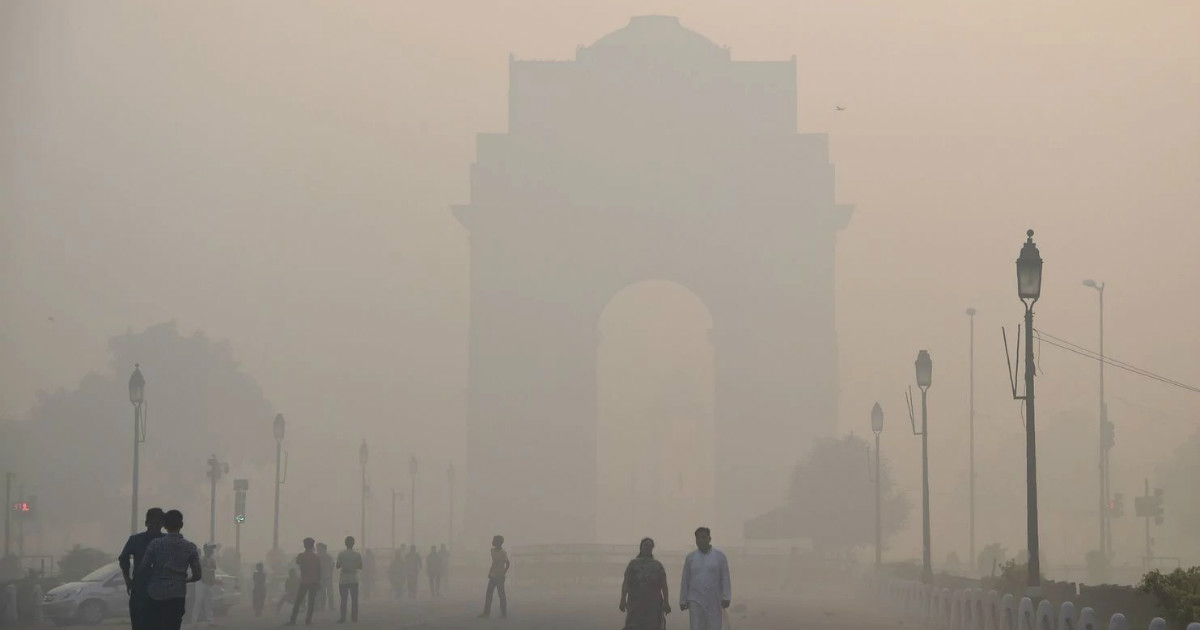 Air Pollution in Delhi NCR fb