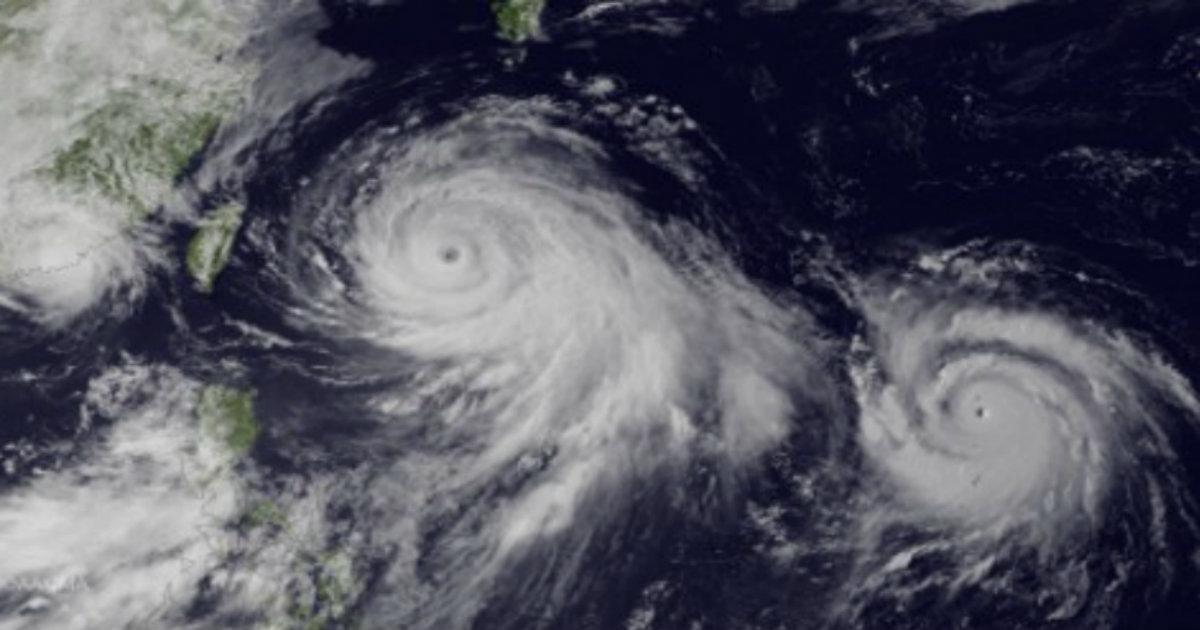 Cyclones in Indian Seas
