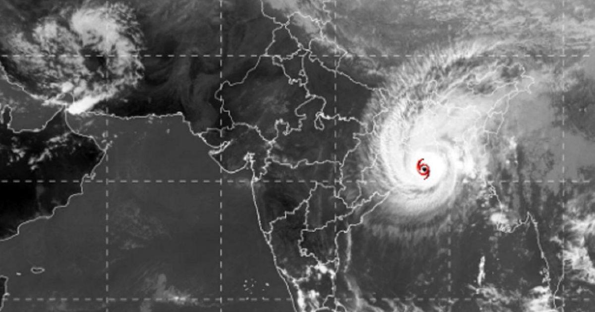 Cyclone Bulbul Landfall Live Update