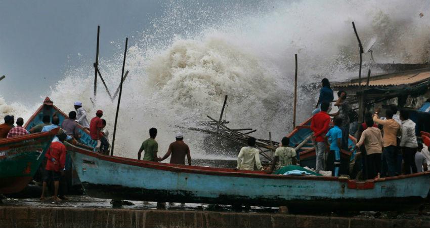 Cyclone Maha update