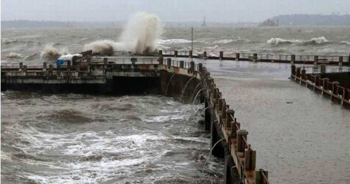 Cyclone in Gujarat