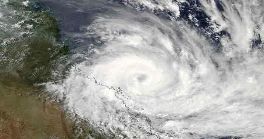 Cyclone Daye