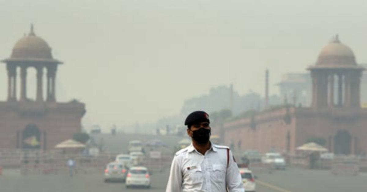 Delhi Pollution News