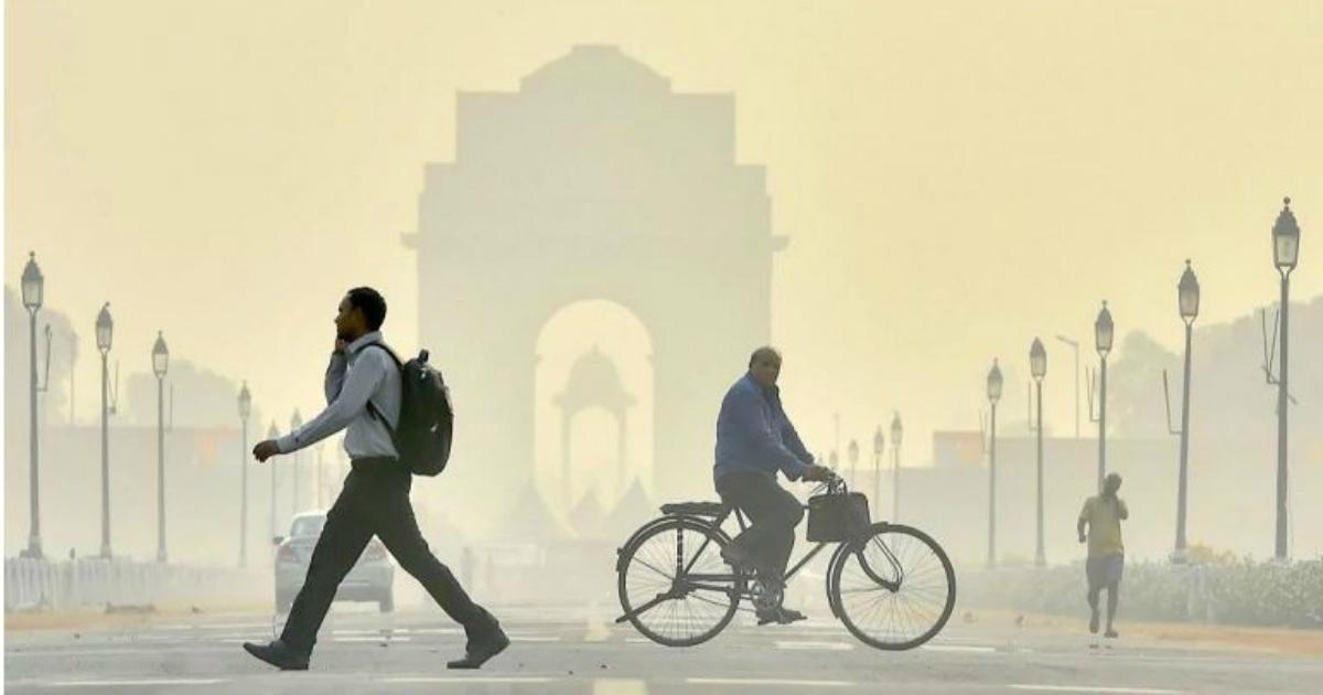DelhiAirQuality