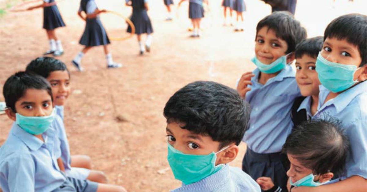 Effect of Air Pollution on Children