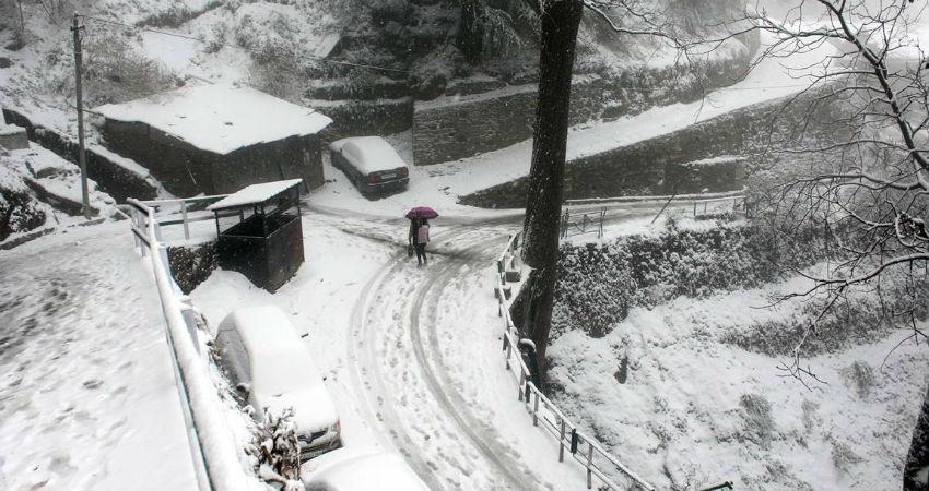 Shimla-Snowfall