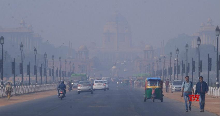 Shallow fog in Delhi and Haryana