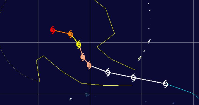 Storm Kammuri