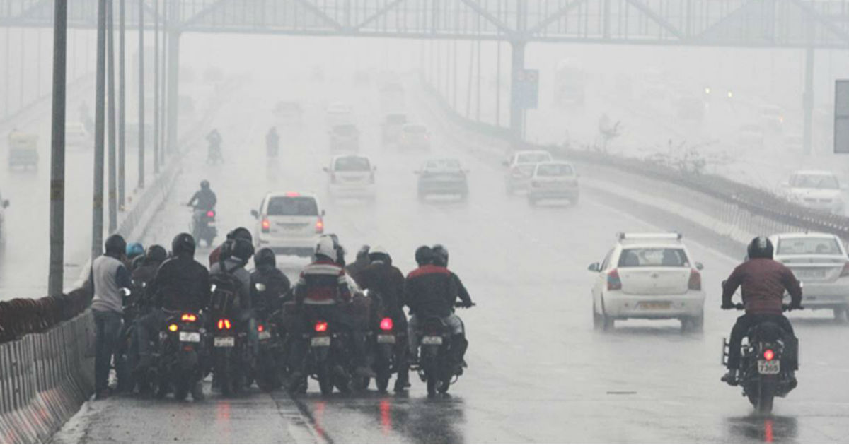Winter Rain in Delhi and NCR