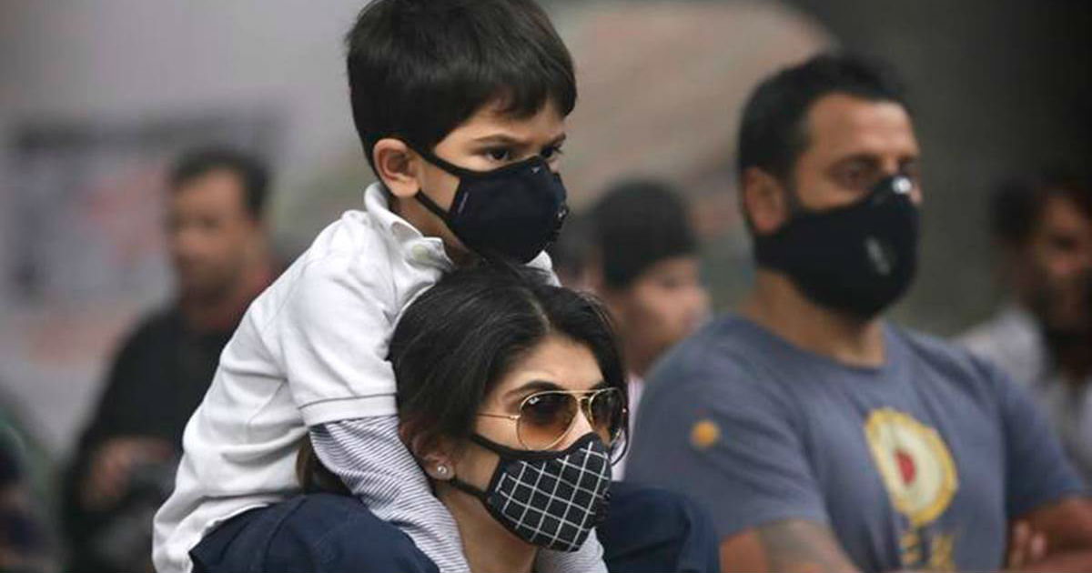 Air Pollution in Delhi NCR