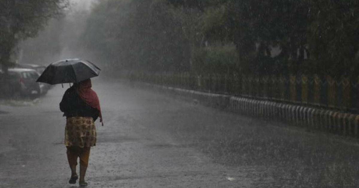 Winter rain in Punjab and Haryana