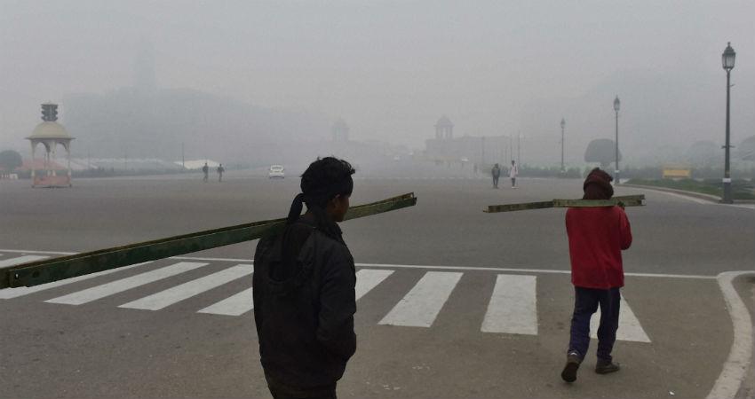 Fog in Indo gangetic Plains