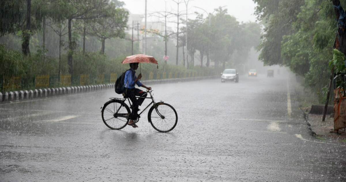 rain in North India
