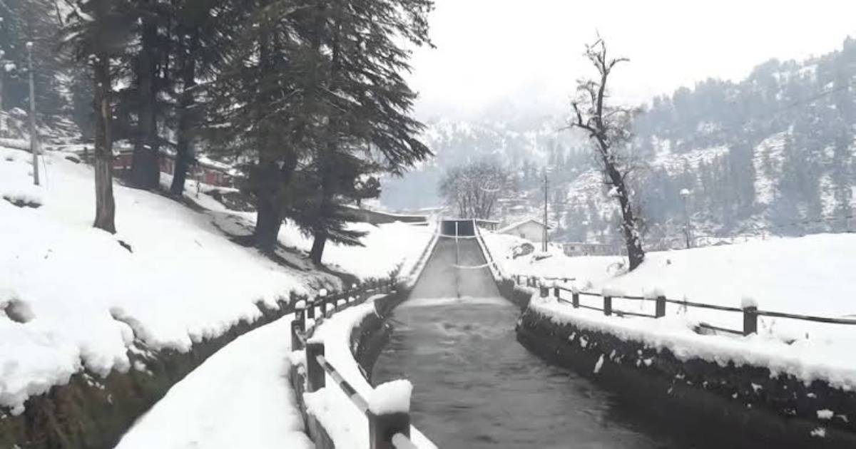 snow fall in himachal (1)
