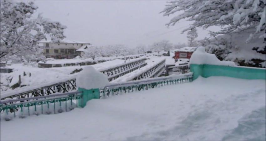 snowfall in jammu (2)
