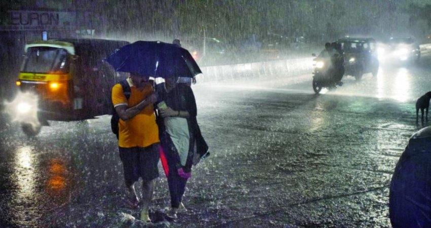 Rain in Andhra Pradesh and Karnataka