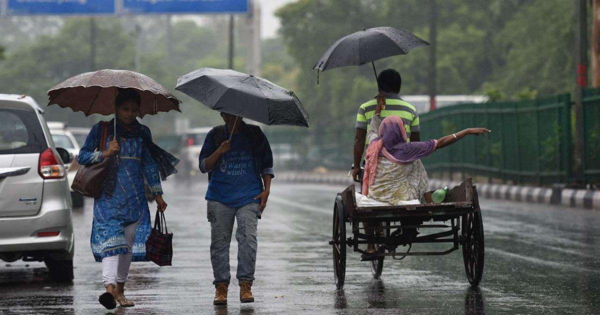 Uttar Pradesh rains