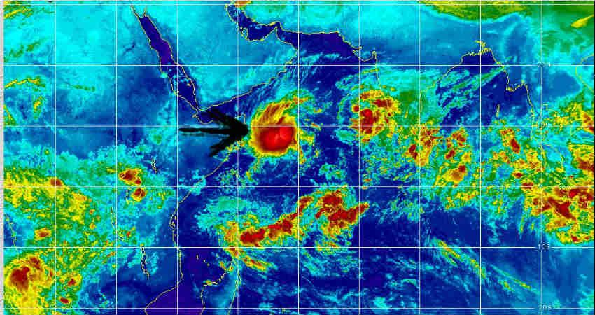 Cyclone Soba