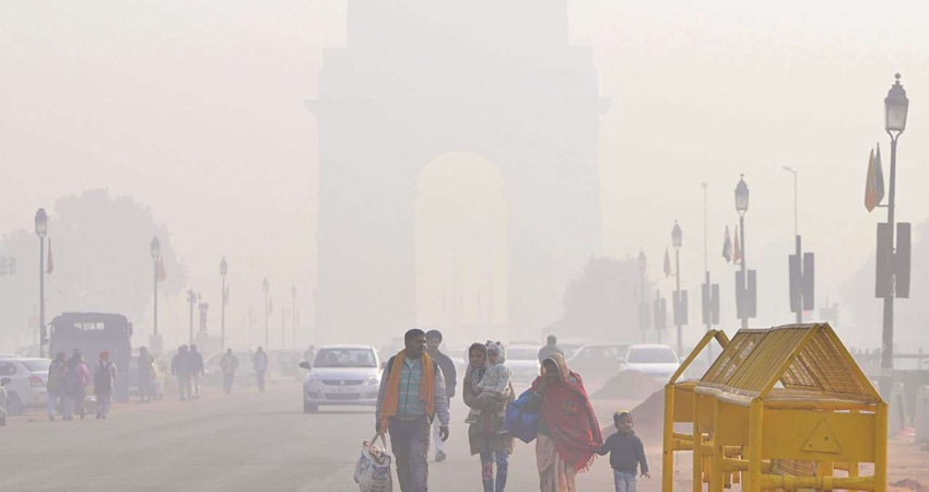 Cold Delhi