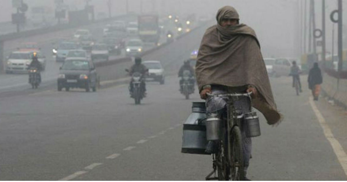 Delhi-winters