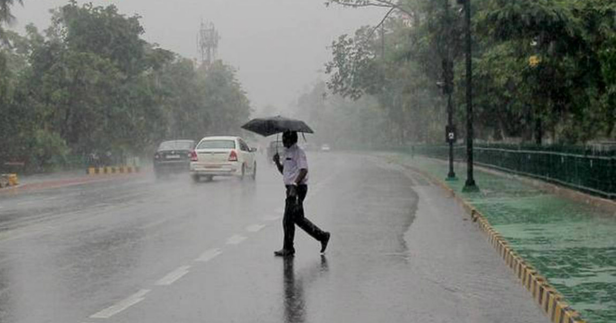 MP rains