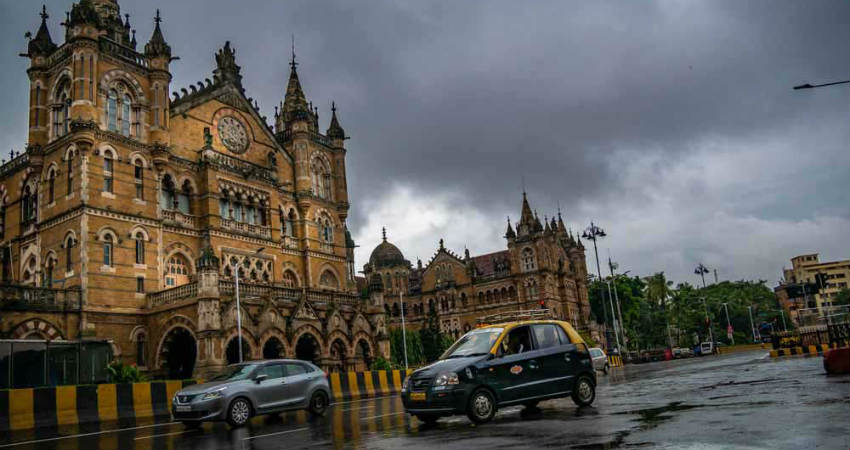 Mumbai-Rainfall