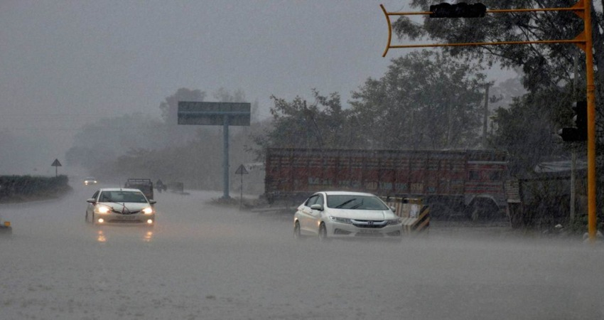 Heavy rains to lash Amritsar, Ludhiana, Chandigarh and Ambala, hailstorms also very likely   Skymet Weather Services