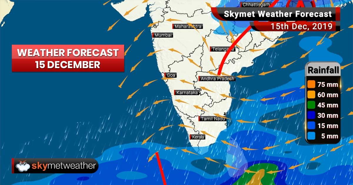 Weather Forecast Dec 15: Dense fog, winter chill over Delhi, Punjab, Haryana, UP