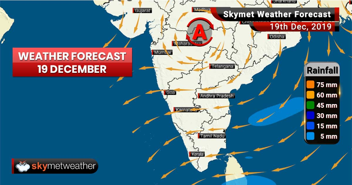 Weather Forecast Dec 19: Snow in Srinagar, Leh, Kedarnath, cool day in Delhi, Chandigarh