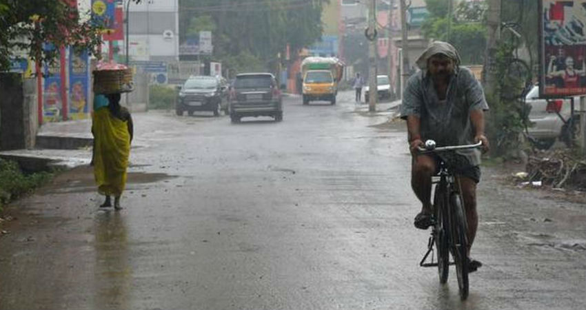 Northeast Monsoon in South India